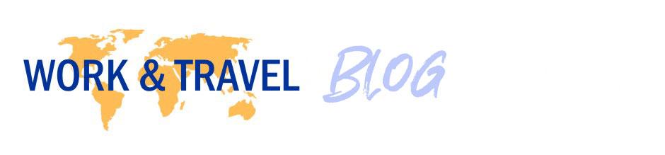 Blog über Work and Travel und Reisen